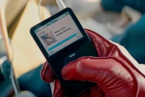 baby driver ipod