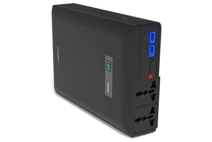 photo image ChargeTech Plug Pro review: Super-sized portable battery charger