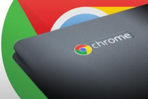 chromebook chrome logo