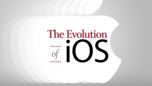 The Evolution of iOS
