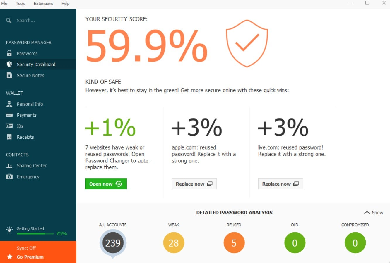 Dashlane review: This password manager makes you smarter
