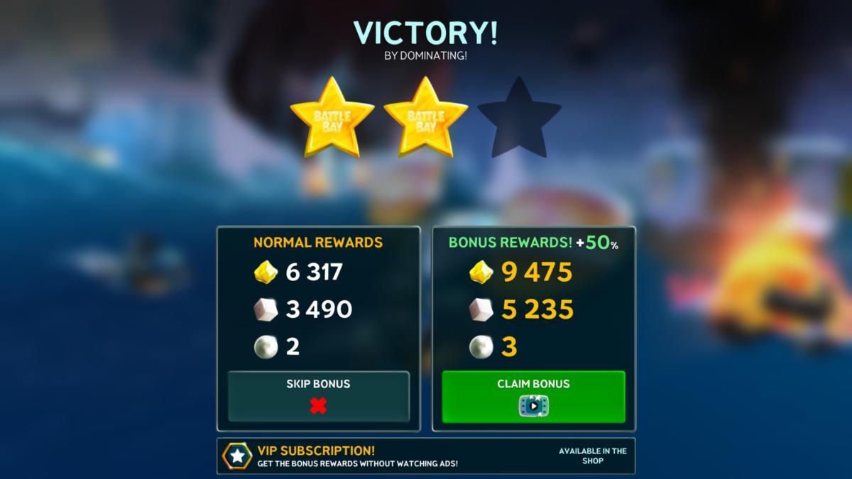 fft battlebay rewards