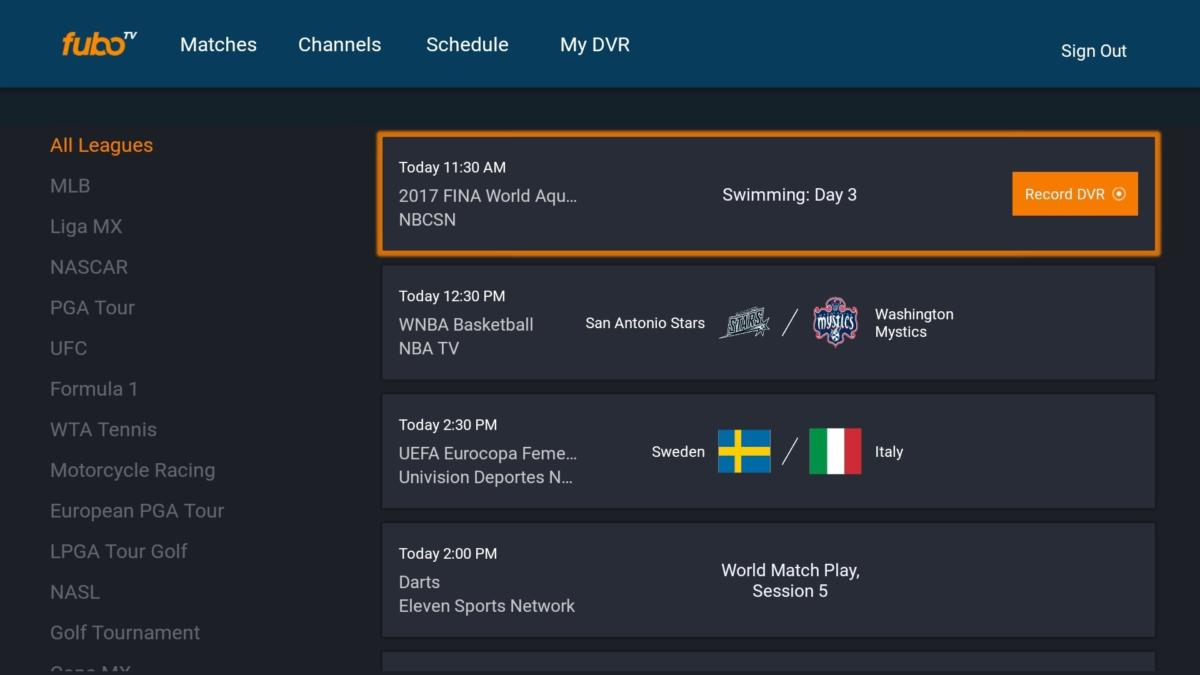 FuboTV review: This service streams lots of sports channels, but not