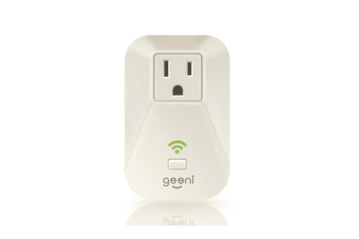 Geeni Energi smart plug