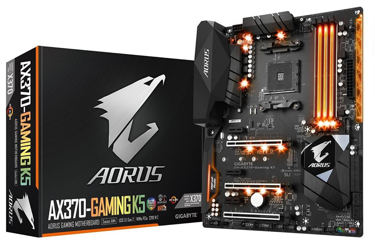 gigabyte aorus ax370 gaming k5