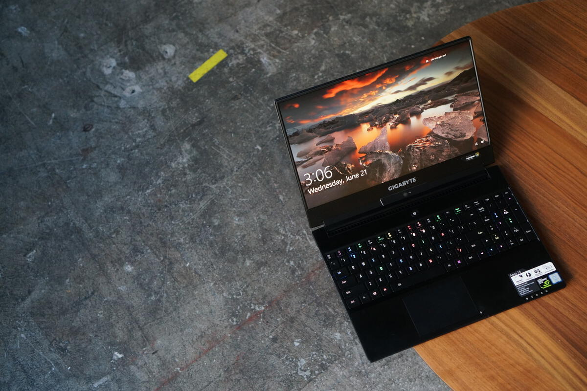 Gigabyte Aero 15 review: One of the best gaming laptops