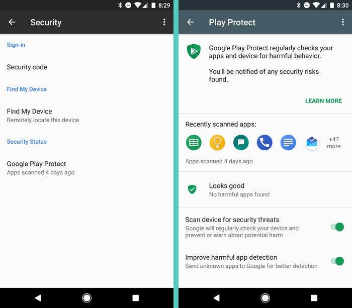 The big secret behind Google Play Protect on Android | Computerworld