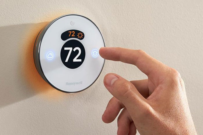 Honeywell Lyric Round smart thermostat review: Location-based
