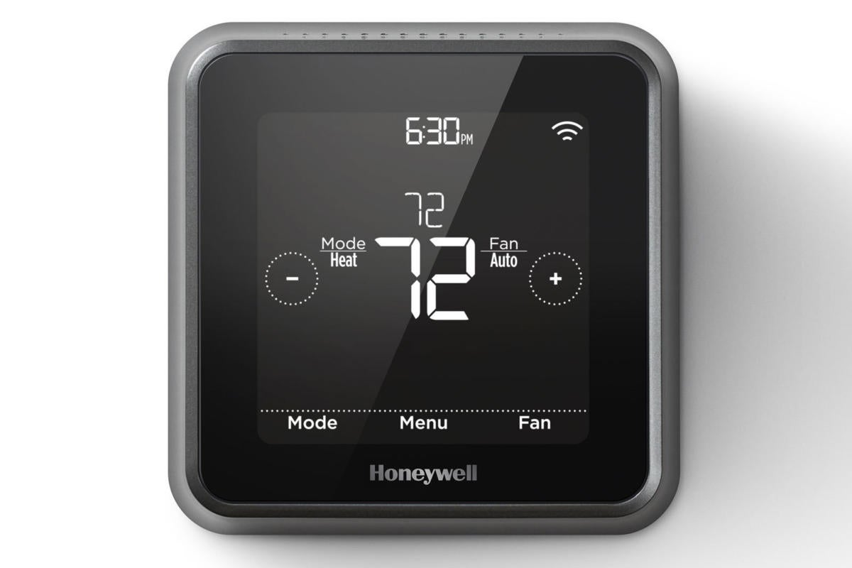 honeywell lyric t5 smart thermostat review not as advanced as some but less expensive than. Black Bedroom Furniture Sets. Home Design Ideas