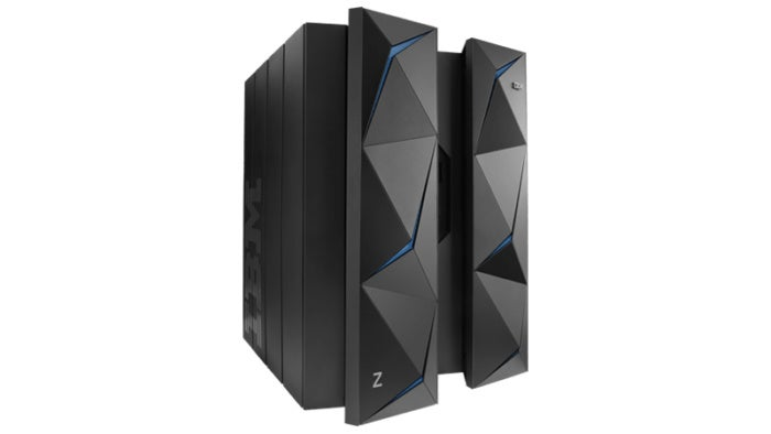 IBM touts full data encryption in new Z series mainframes