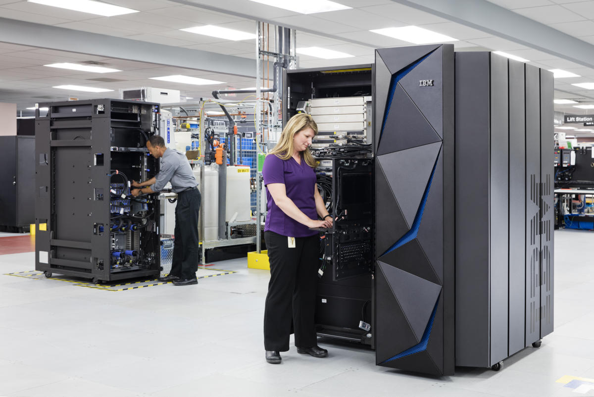 IBM Z mainframe