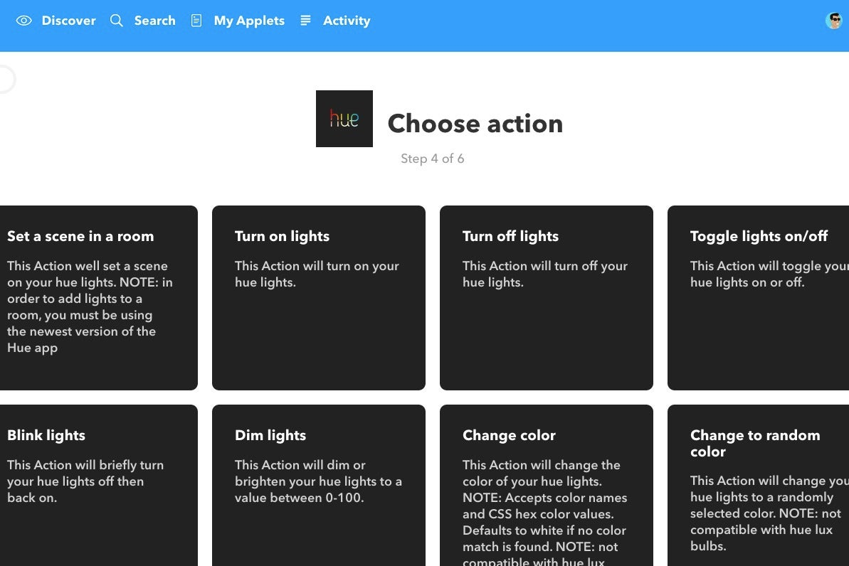 Ifttt Vs Stringify Which Is The Best Service To Connect All Your Control 2 Lamps By Switches One Way Parallel Circuit Action