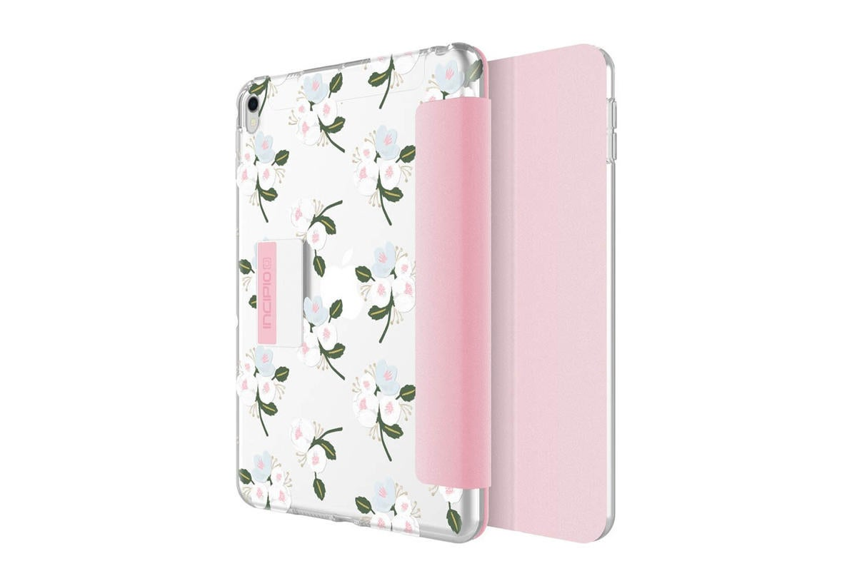 incipio cool blossom design series folio