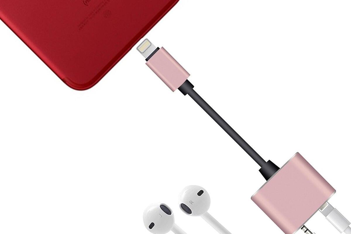 iphone 7 adapters headphone jack
