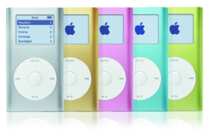ipod mini apple pr