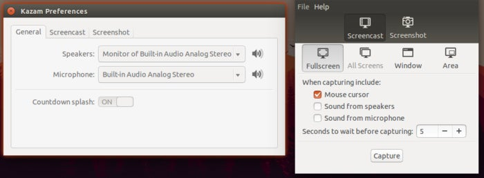 5 free screen-recording apps for Linux | Computerworld
