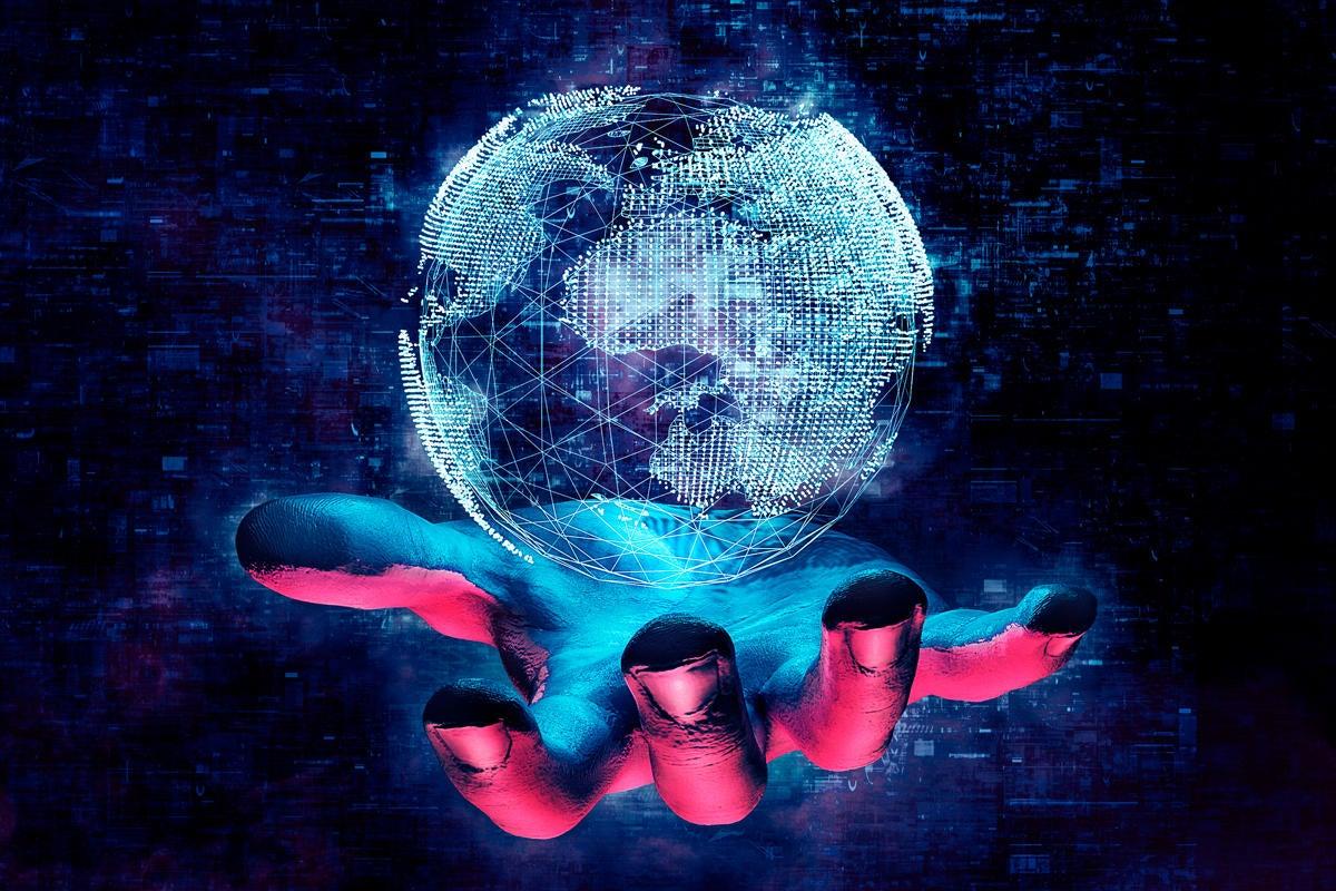 keys to access solutions hand digital world