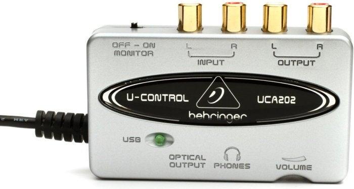 mac911 berhringer u control