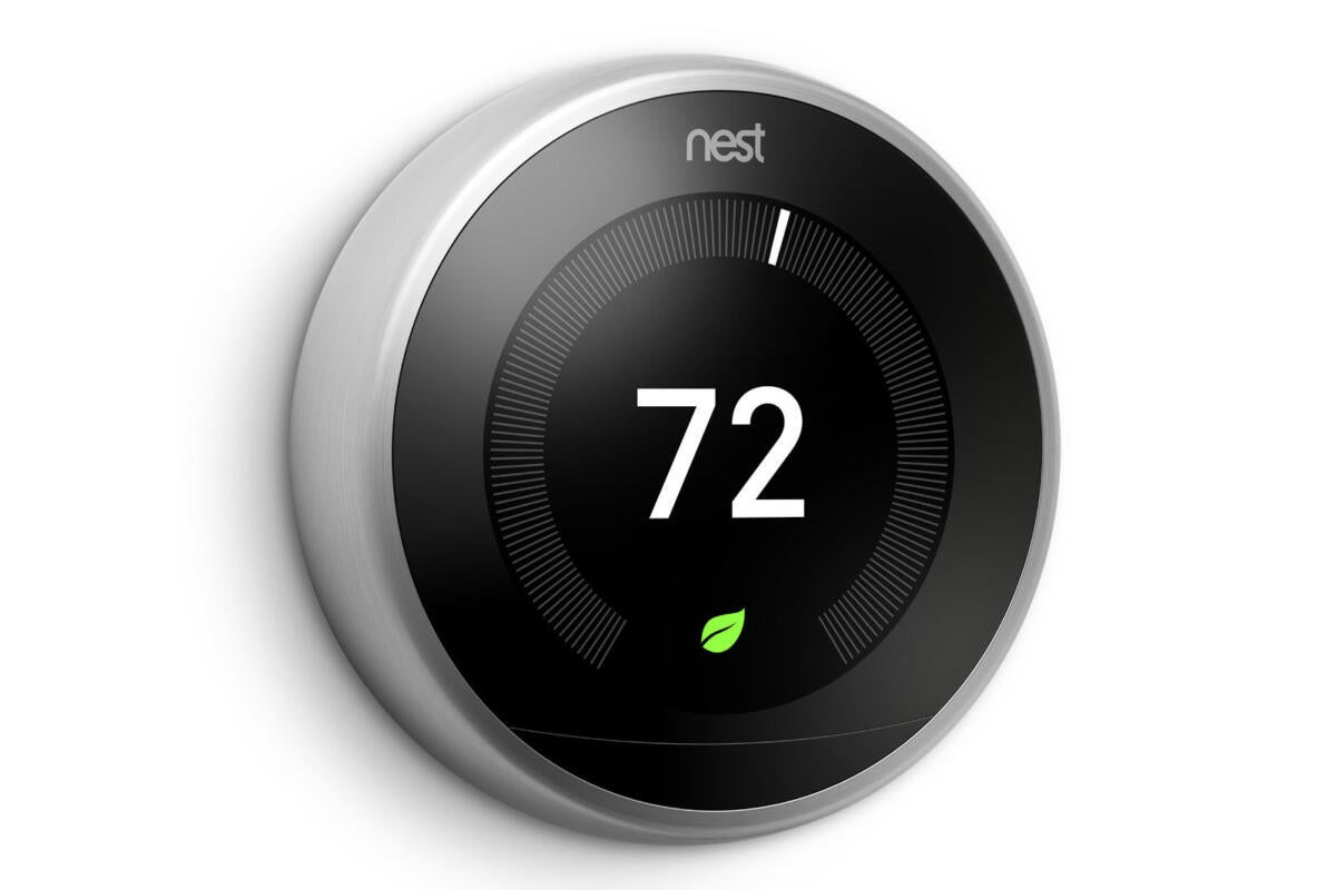 Nest Learning Thermostat third generation