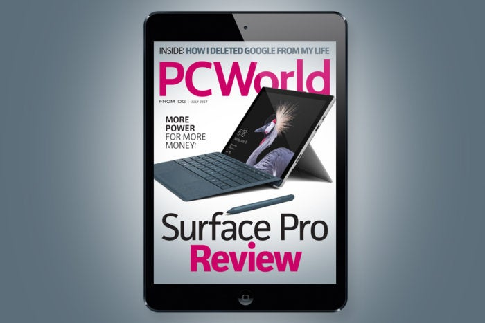 photo image PCWorld's July Digital Magazine: Surface Pro Review