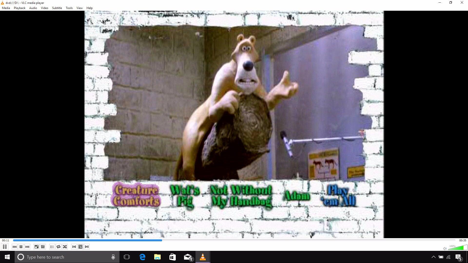 Play DVD's in Windows