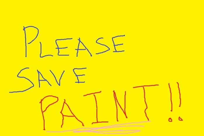 Microsoft Paint may be doomed: Why it's wrong, and what you can do about it