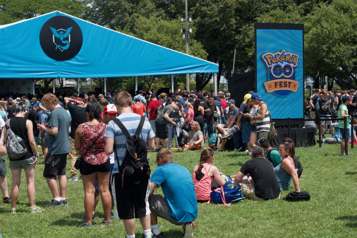 Pokémon Go Fest could have been great—instead, it was a
