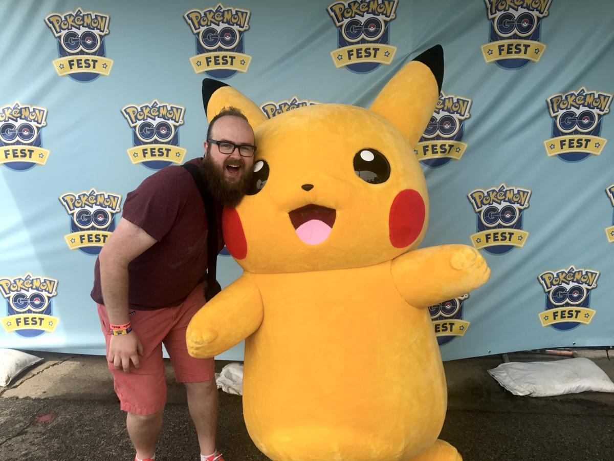 pokemon go fest pikachu