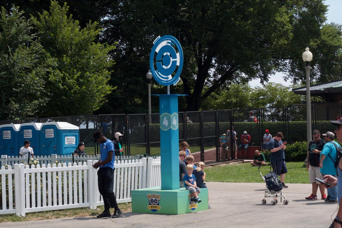pokemon go fest pokestop