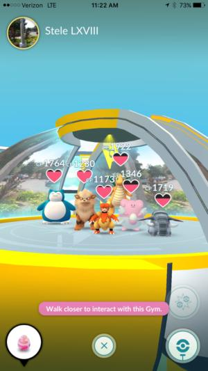 pokemongo raidbattle gymcrew