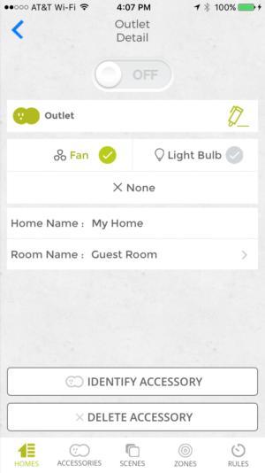 PureGear PureSwitch app