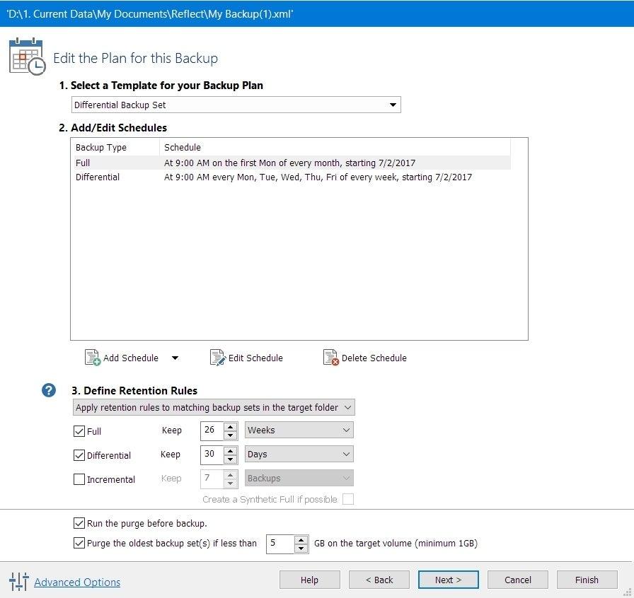 Macrium Reflect Free Review Great No Frills Image Backup Pc