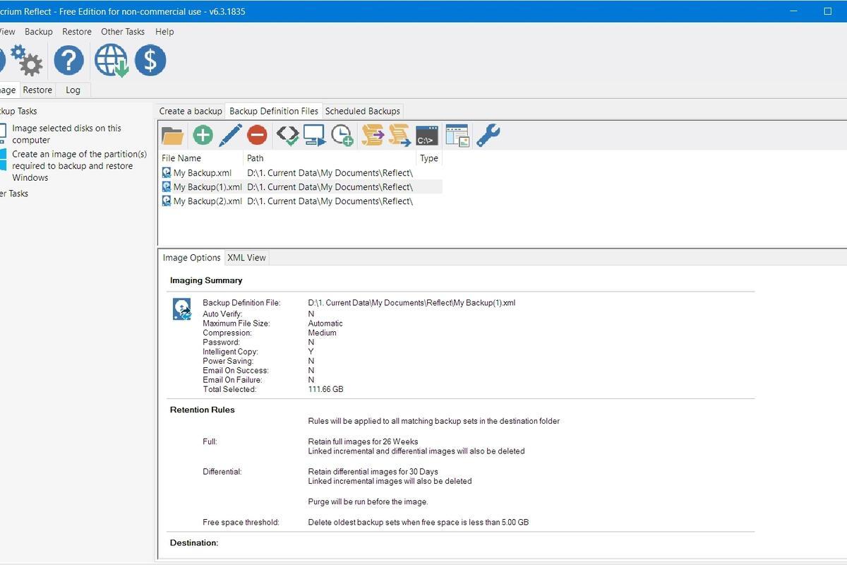 Macrium Reflect Free review   PCWorld
