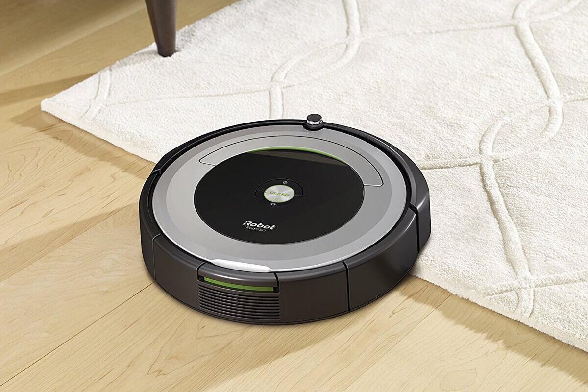 50 Off Irobot Roomba 690 Wi Fi Alexa Compatible Robotic