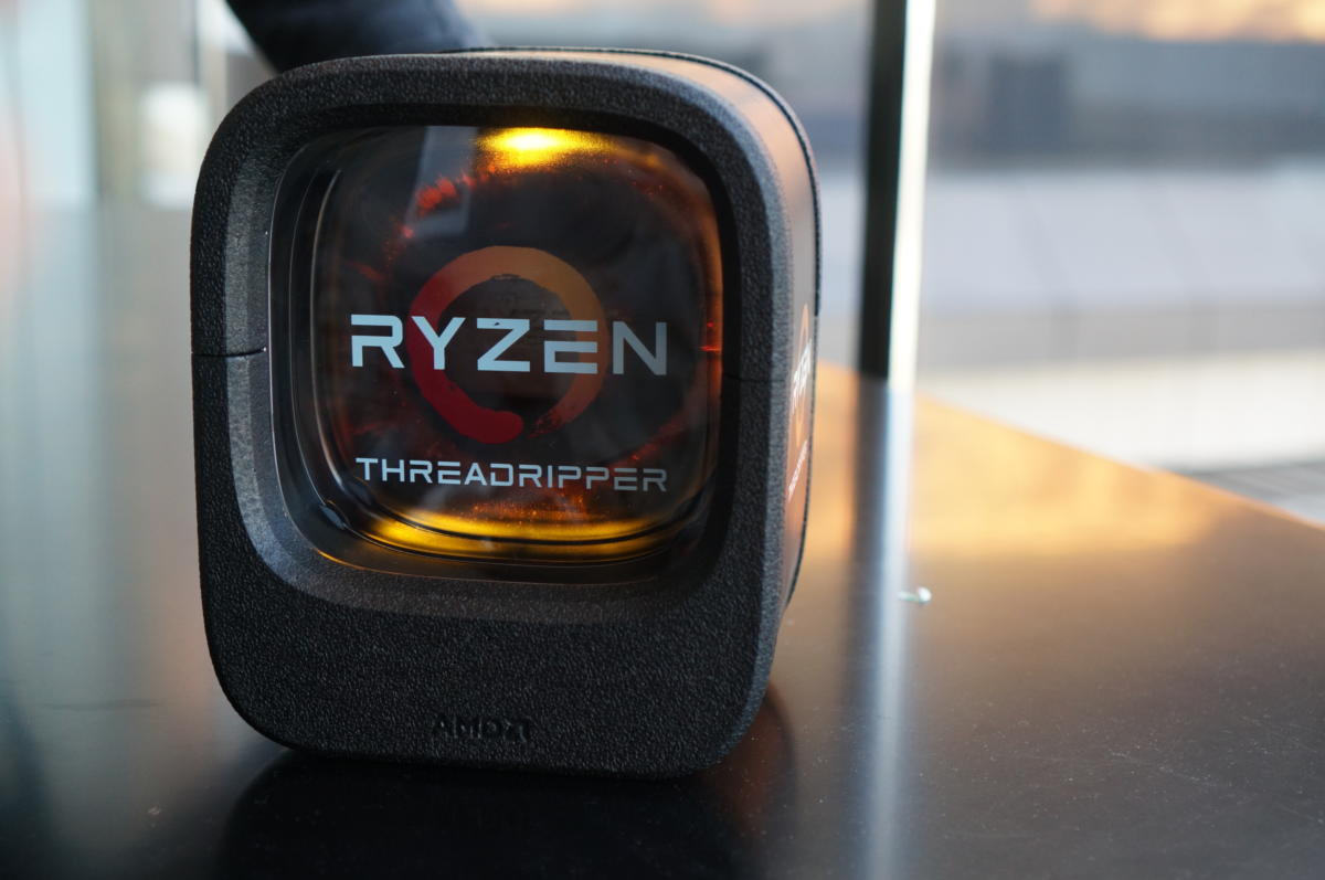 Unannounced Ryzen Threadripper 1920 CPU leaked by AMD
