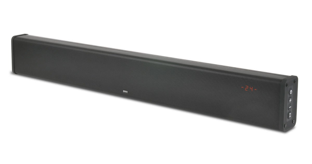 Zvox SB500 sound bar