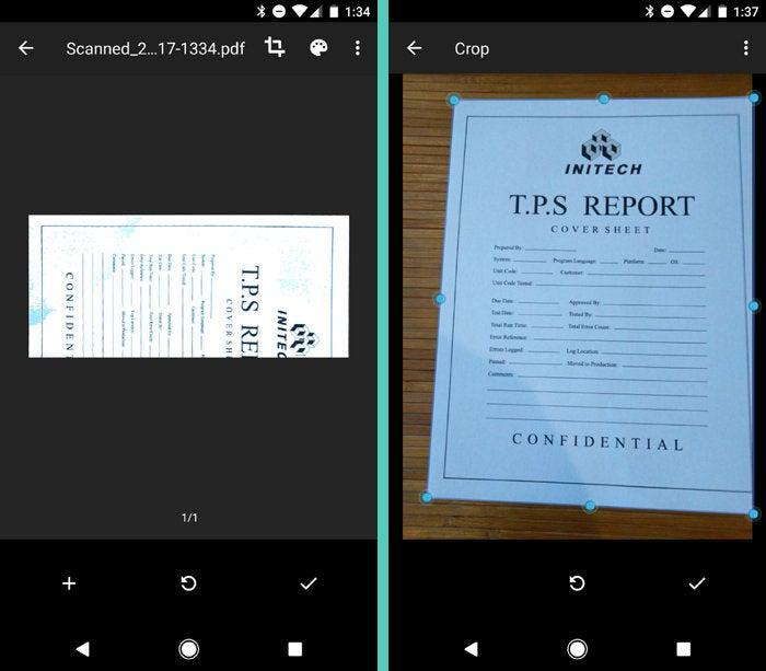 Scan Documents Android Phone: Google Drive (3)