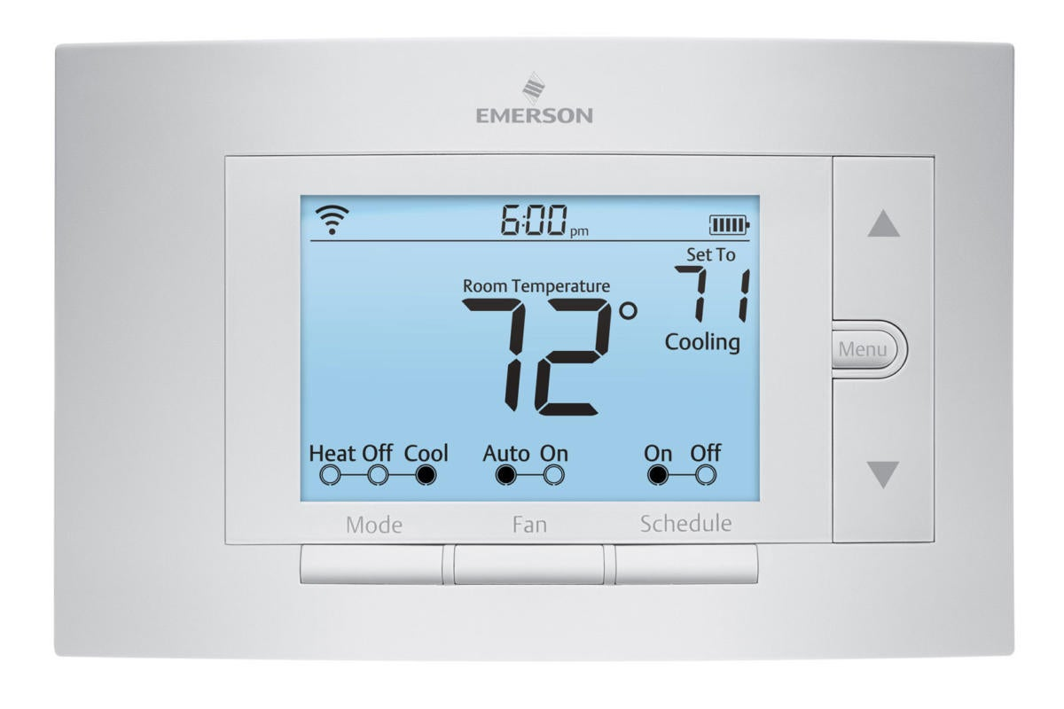 Emerson Sensi thermostat review: Traditional, but with smart