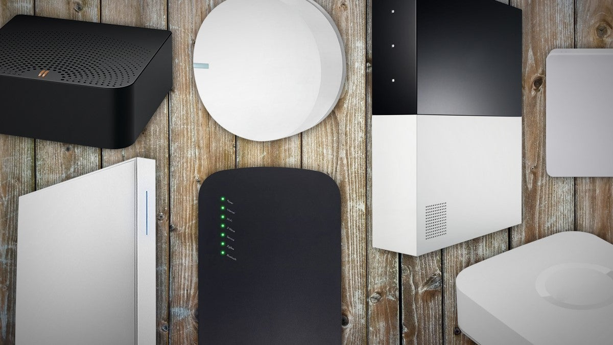 smart home hub lead art & Best smart home systems: Reviews and buying advice | TechHive