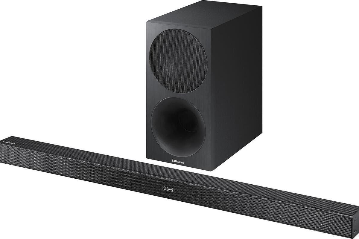 Samsung Hw M450 Soundbar Review Techhive