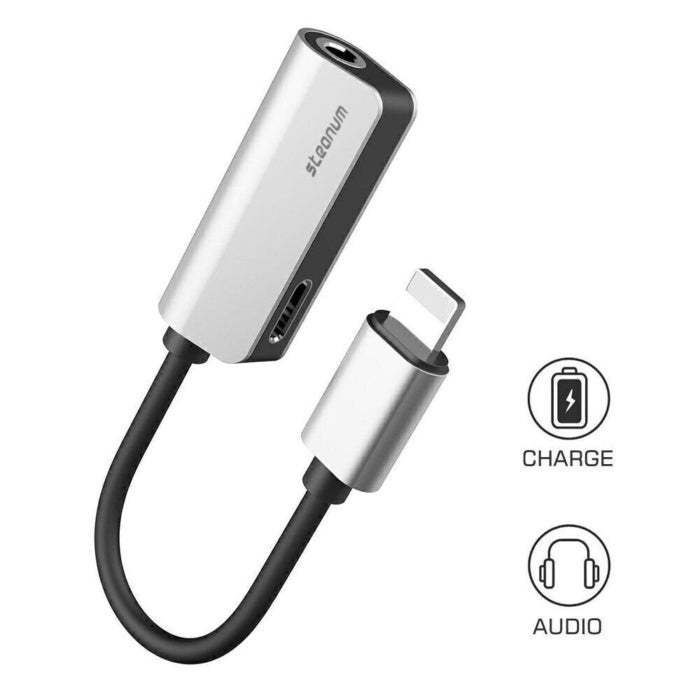 steanum adapter iphone 7 headphone jack