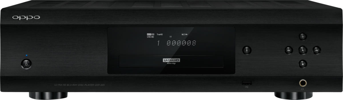 Oppo UDP-205 Ultra HD Blu-ray player review: Audiophile sound, price