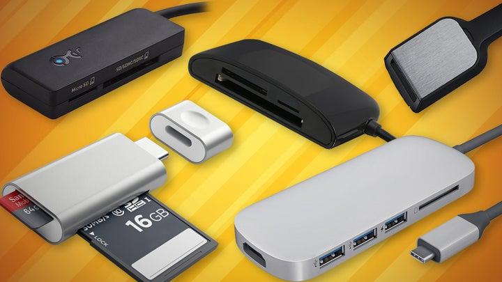 Best USB-C memory card readers | Macworld