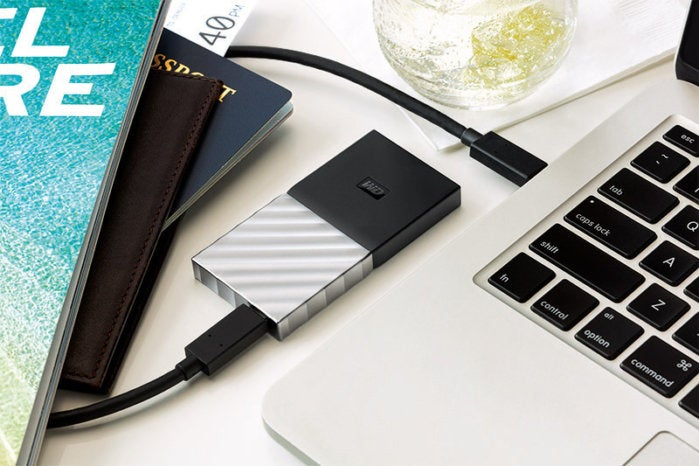 Wd S My Passport Ssd Review Worthy Competition For Samsung S T3