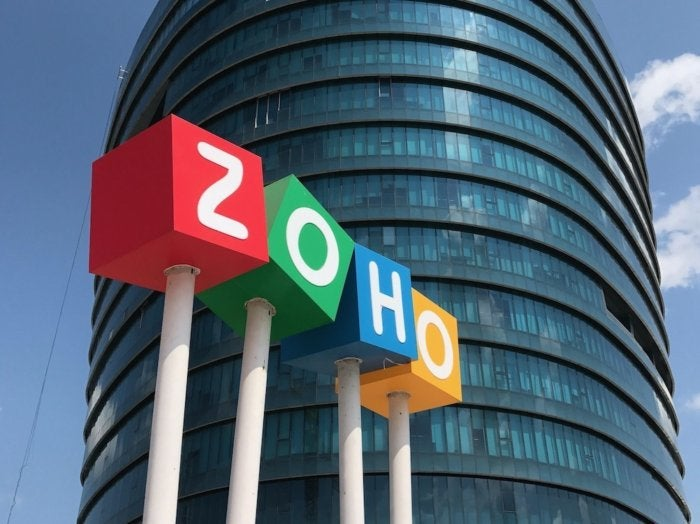 Zoho's latest pitch: Run your entire business for $1 a day