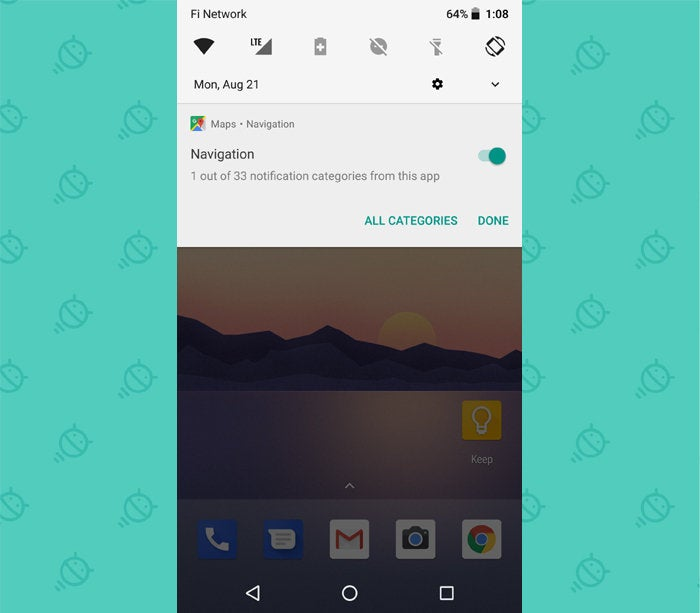 Android 8.0 Oreo: Notification Channels