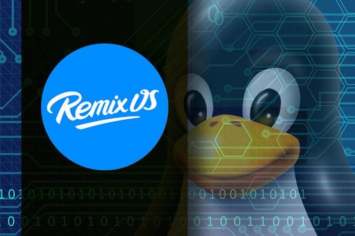 12 remix os