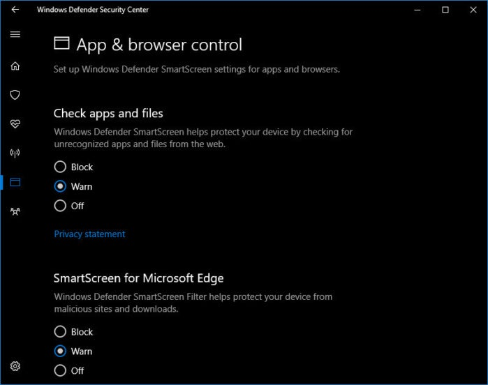 13 app browser control