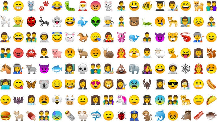 Android 8.0 Oreo: Emoji