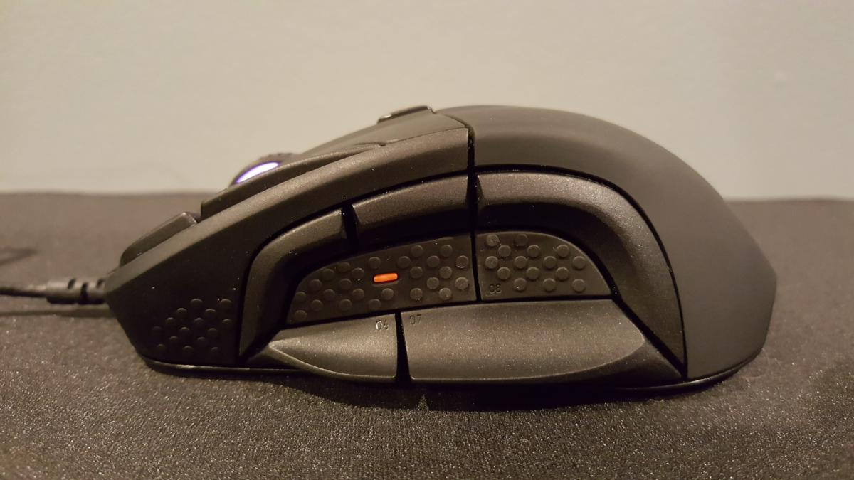 SteelSeries Rival 500 mouse review | PCWorld
